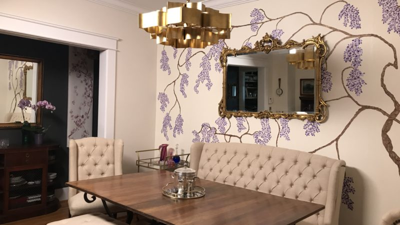 Wallcovering for Interiors