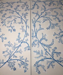 AbstractPorcelainWallcoveringPanels
